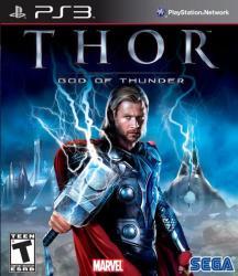 SEGA Thor God of Thunder (PS3)