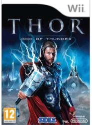 SEGA Thor God of Thunder (Wii)