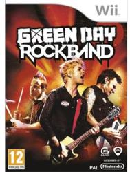 MTV Games Green Day Rock Band (Wii)