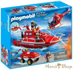 Playmobil Speciális tűzoltók (9503)