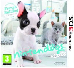 Nintendo Nintendogs + Cats French Bulldog & New Friends (3DS)