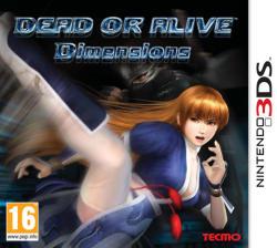 Tecmo Dead or Alive Dimensions (3DS)