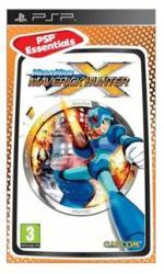 Capcom Mega Man Maverick Hunter X (PSP)
