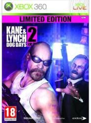 Square Enix Kane & Lynch 2 Dog Days [Limited Edition] (Xbox 360)