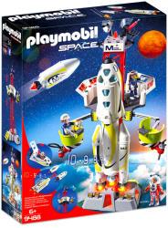 Playmobil Racheta Marte cu staţie de lansare (9488)