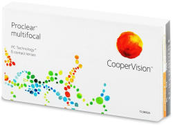 CooperVision Proclear Multifocal XR - 6 lentile