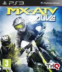 THQ MX vs. ATV Alive (PS3)