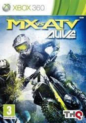 THQ MX vs. ATV Alive (Xbox 360)