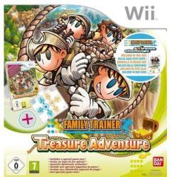 Namco Bandai Family Trainer Treasure Adventure (Wii)
