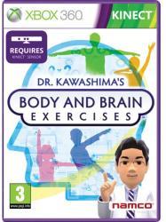 Namco Bandai Dr. Kawashima's Body and Brain Exercises (Xbox 360)