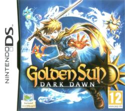 Nintendo Golden Sun Dark Dawn (Nintendo DS)
