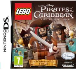 Disney LEGO Pirates of the Caribbean The Video Game (Nintendo DS)