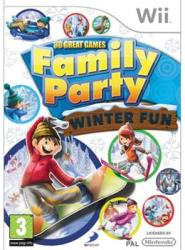 D3 Publisher Family Party Winter Fun (Wii)