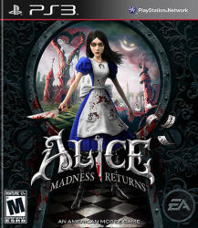 Electronic Arts Alice Madness Returns (PS3)