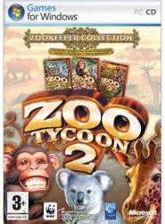 Microsoft Zoo Tycoon 2 Zookeeper Collection (PC)