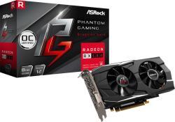 ASRock Radeon RX 580 8GB GDDR5 (Phantom Gaming D Radeon RX580 8G OC)