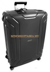 Touareg Matrix - csatos négykerekű nagy bőrönd (BD28-L)