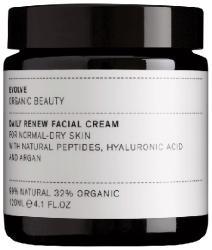 Evolve Organic Beauty XXL bőrmegújító nappali bio arckrém 120 ml