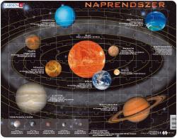 Larsen Naprendszer puzzle (70)