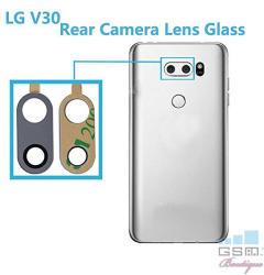 LG Geam Camera LG V30, H930 Argintiu