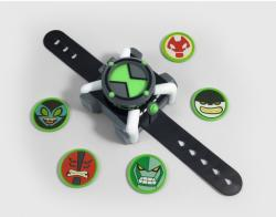 Playmates Toys Ben10 - Ceas Omnitrix cu lansator de discuri (76921)