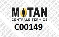 Motan Clema fixare cablu placa racorduri Motan Mkdens, Eko, Mec, Sigma, Kplus, Kstart, Maxoptimus, Plus MT, Start BT, Sigmakdens (C00149)