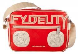 Fydelity Geanta cu difuzoare Namesake G-Force rosu Fydelity 92482 (92482)