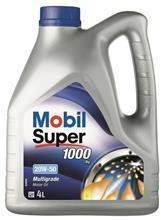 Mobil Super 1000 20W-50 (4L)
