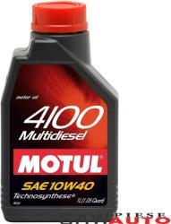 Motul 4100 Multidiesel 10W40 (1L)
