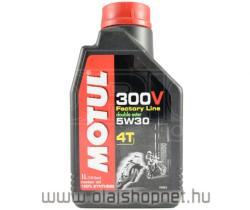 Motul 300V 4T Factory Line 5W-30 (1L)