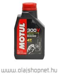 Motul 300V 4T Factory Line 5W-40 1L