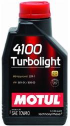 Motul 4100 Turbolight 10W-40 (1L)