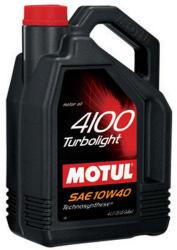 Motul 4100 Turbolight 10W-40 (4L)