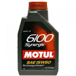 Motul 6100 Synergie 15W50 1L