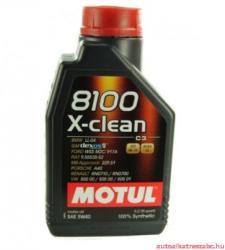 Motul 8100 X-Clean 5W-40 (1L)