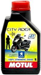Motul City Rider 4T 5W40 Peugeot (1L)