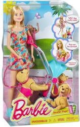 Mattel Barbie kutyusaival