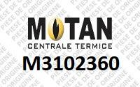 Motan Senzor hall fugas cod 10.0089 Motan Mkdens, Kplus, Maxoptimus, Optimus, Optimus MT (M3102360)