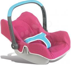 Smoby Scaun de maşină pentru păpuşă Maxi Cosi & Quinny Smoby roz-albastru (SM520490)