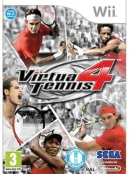SEGA Virtua Tennis 4 (Wii)