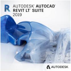 Autodesk Autocad Revit LT Suite 2019 cu suport avansat - 1 utilizator - subscriptie 1 an (834K1-WW8695-T548)