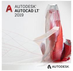 Autodesk AutoCAD LT 2019 cu suport avansat - 1 utilizator - subscriptie 1 an (057K1-WW8695-T548)