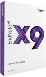 Clarivate Analytics EndNote X9 Full - licenta electronica (5079RS)