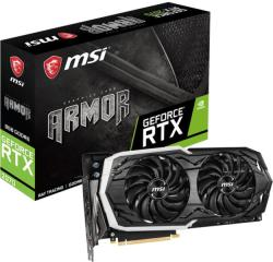 MSI GeForce RTX 2070 Armor 8GB (GEFORCE RTX 2070 ARMOR 8G)