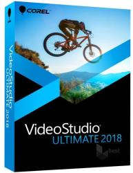 Corel VideoStudio Ultimate 2018 VS2018UMLMBEU