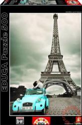 Educa Eiffel-torony Párizs 500 db-os (14845)