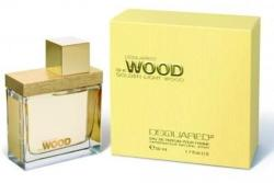 Dsquared2 She Wood Golden Light Wood EDP 50ml