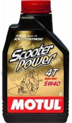 Motul Scooter Power 4T 5W40 (1L)