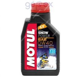 Motul Snowpower 4T 0W40 (1L)