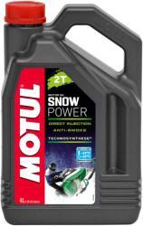 Motul Snowpower 2T 0W40 (4L)